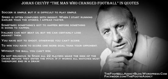 Johan Cruyff Quotes