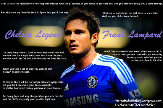 quotes - frank lampard