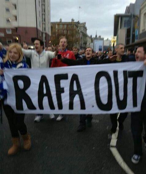 rafa out