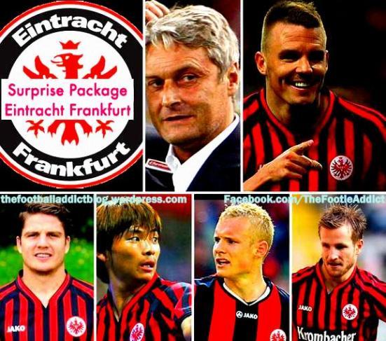 Surprise package of Bundesliga - Frankfurt