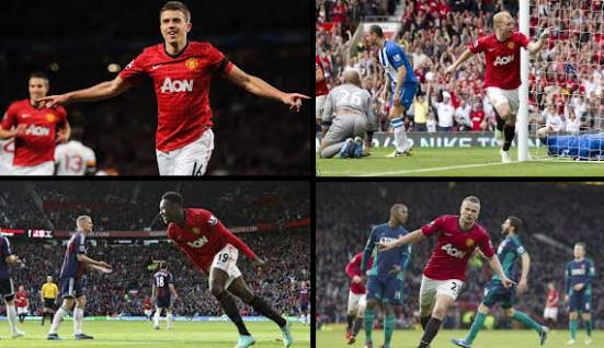 manchester united team effort part 3