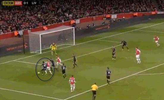 Arsenal 0-1 Liverpool (Good Defending, Wisdom)