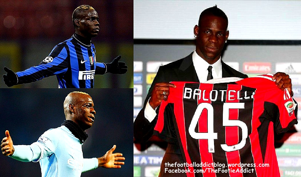 free shipping 4e795 de097 Moment of truth for Mario Balotelli | The Football Addict